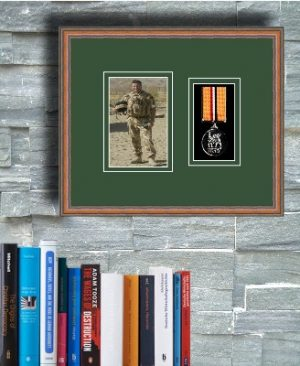 Frames For One Medal and Photo £24.05