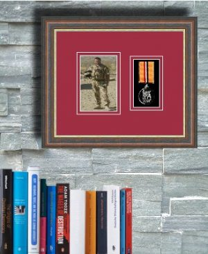 Frames For One Medal and Photo £31.82