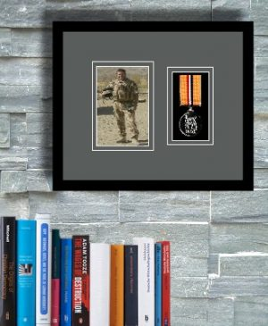 Frames For One Medal and Photo £30.09