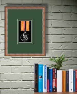 Frames For One Military Medal £16.42