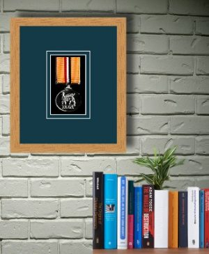Ready Made Military Medal Frames