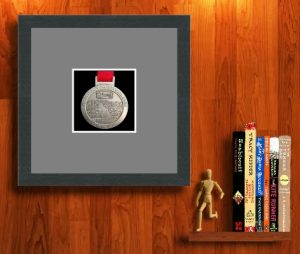 Frames For One Marathon Medal £16.33