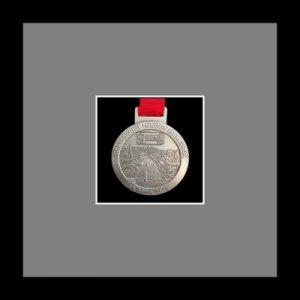 Marathon Medal Frame – S1-77i Black-Grey Mount