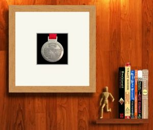 Frames For One Marathon Medal £19.48