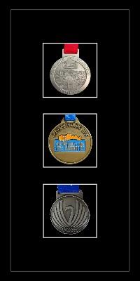 Marathon Medal Frame – S13-77i Black-Black Mount