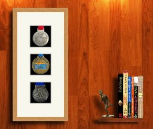 Frames For Three Marathon Medals £31.48