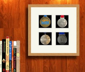 Frames For Four Marathon Medals £33.53