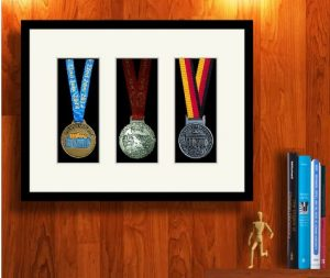 Frames For Three Marathon Medals £40.52
