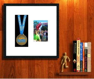Frames For One Marathon Medal and Photo £28.44