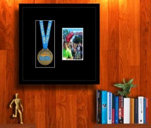 Frames For One Marathon Medal and Photo £33.16