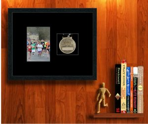 Frames For One Marathon Medal and Photo £25.05