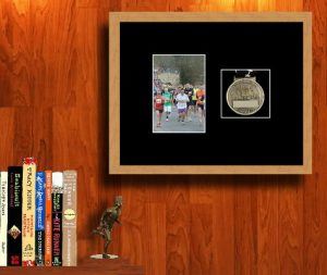 Frames For One Marathon Medal and Photo £29.35