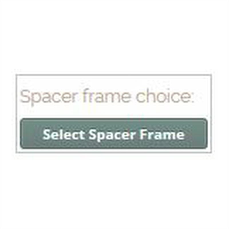 Picture frame designer select pacer frame