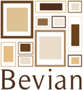 Bevian 3dframing.co.uk logo