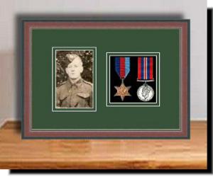 Ready Made Medal Frames