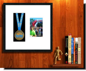 Ready Made Sports Medal Frames